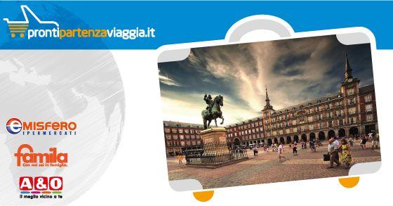 PRONTI, PARTENZA... VIAGGIA! Week end a MADRID da € 289 Scopri di più su http://www.prontipartenzaviaggia.it/it/services/557/madrid_scegli_le_date_e_chiama_ito_viaggi_di_padova_(tel_049_660486)_per_prenotare_il_tuo_week_end_in_questa_fantastica_citta_madrid_weekend_capitali_europee.html