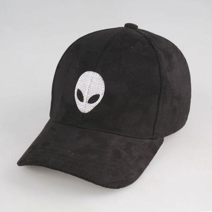 Baelien Suede Baseball Cap – Alien Outfitters
