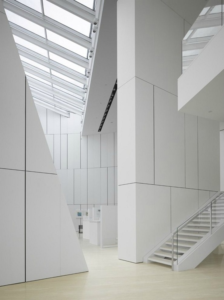 OCT Shenzhen Clubhouse, Shenzhen, 2012 by Richard Meier & Partners Architects