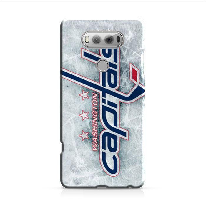 Washington Capitals Ice Logo LG V20 3D Case