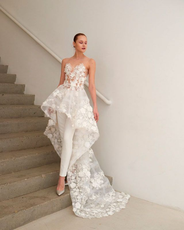 Part Two: The Best of New York Bridal Fashion Week Spring 2019