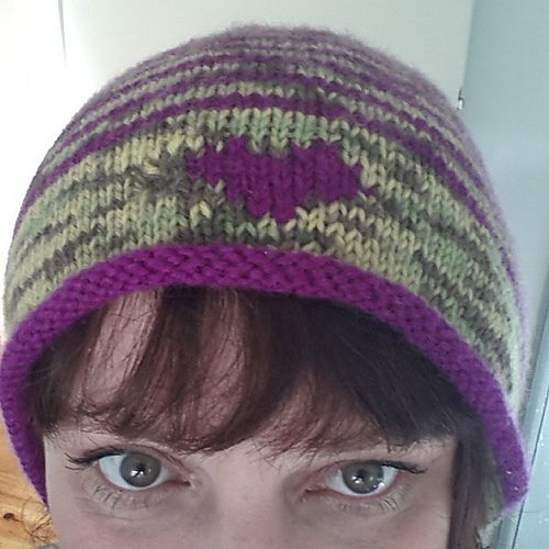 Ravelry: AnniePenny79's January - Share the Love Beanie