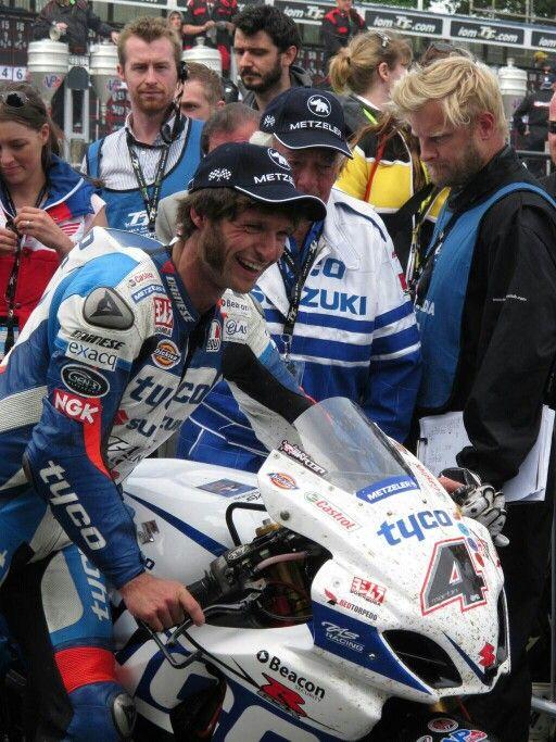 Guy Martin TT 2014