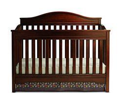 Eddie Bauer First Adventure 3-in-1 Crib in Dark Rustic from Target Canada $349.99