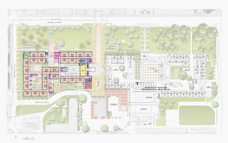 Galería de Residencias Highland Hall Universidad de Stanford / LEGORRETA - 20