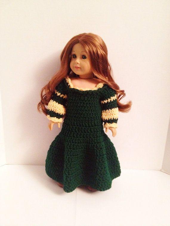 Disney Brave Merida Inspired Dress by BittyBeanies on Etsy