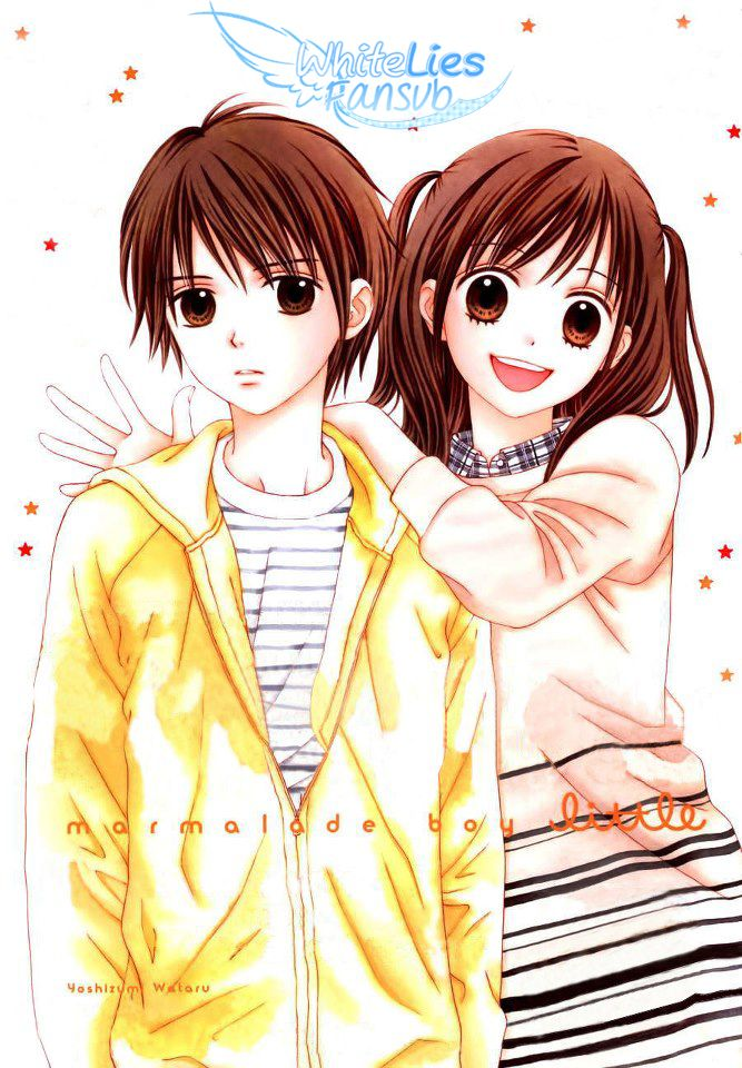 Marmalade Boy Little - Scanlations - Comic - Comic
