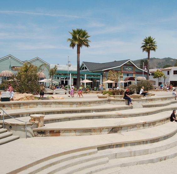 CA: Avila Beach, CA  Why it's so great: Boasting an almost entirely new waterfront -- the old one, including the business district, was bulldozed in the '90s to scour away decades of gas/oil leaks from Union Oil's underground pipes -- full of new hotels and shopping/dining spots, Avila is a can't-miss beach town... and that's before you even consider the humpback whales known to feed alongside dolphins, sea otters, and other sea life in the curving, protected bay. Or the fact that the coast…