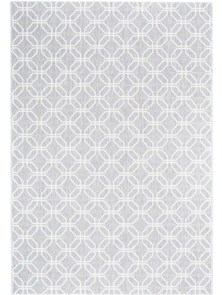 Das Schlichte Geometrische Muster Des Benuta In  U0026 Outdoor Teppich Essenza  Geometry Ist Das Perfekte Accessoire Für Liebhaber Skandinavischen Designs