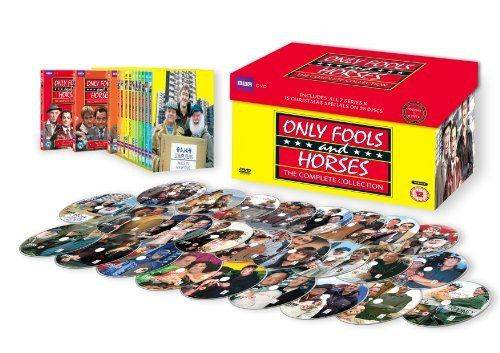 Only Fools and Horses - The Complete Collection [DVD] [1981] DVD ~ David Jason, http://www.amazon.co.uk/dp/B005BPW174/ref=cm_sw_r_pi_dp_DXNJsb069JM9A