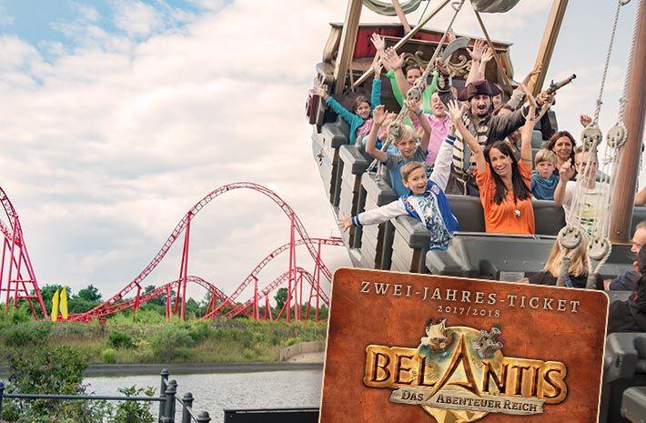 BELANTIS Onlineshop - Tickets für den Freizeitpark bei Leipzig