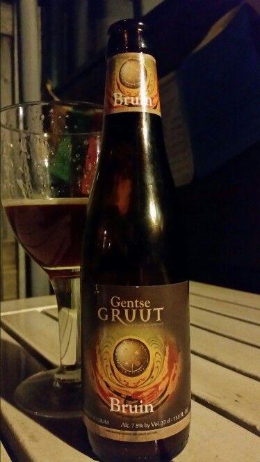 Bier, Gentse Gruut Bruin
