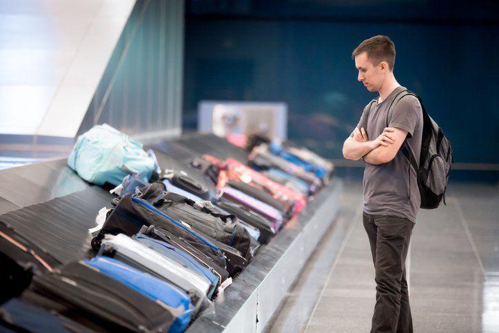 Saiba o que fazer se sua mala for extraviada