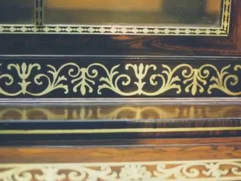 Our Video Blog - Thomas Johnson Antique Furniture Restoration