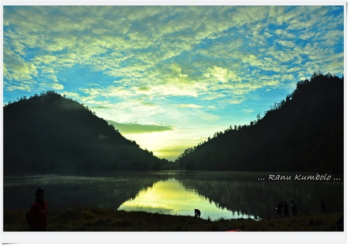 Mount Semeru - East Java -