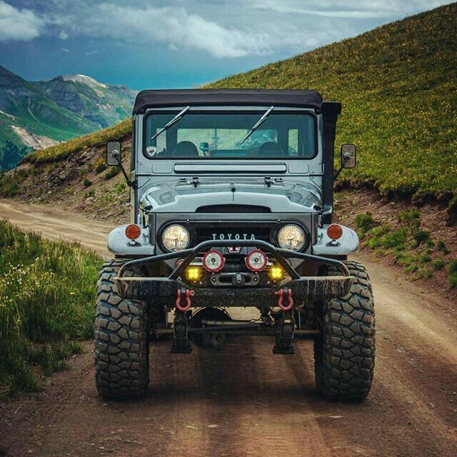 Ready for an off road adventure! #Travel #Challenge #Explore #Fun
