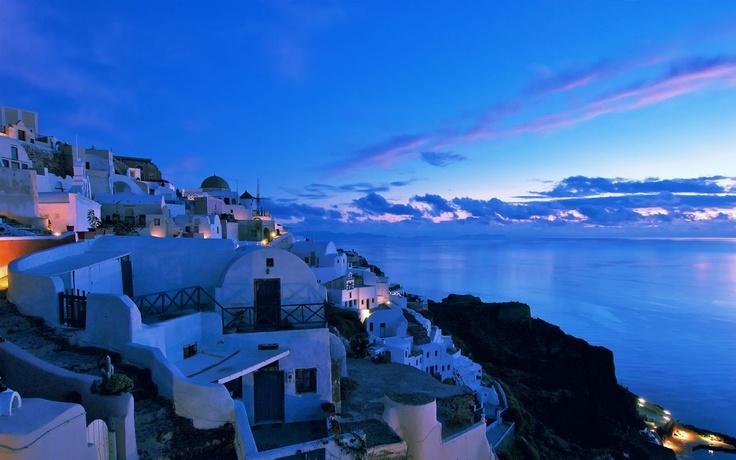 Oia Kyklades Santorini