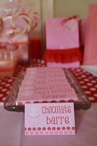 BALLERINA PARTY FOODS - Google Search