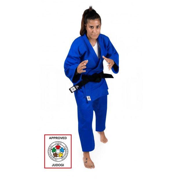 Judogi o kimono de Judo Daedo Slim FIT Oficial I.J.F. - €160.00   https://soloartesmarciales.com    #ArtesMarciales #Taekwondo #Karate #Judo #Hapkido #jiujitsu #BJJ #Boxeo #Aikido #Sambo #MMA #Ninjutsu #Protec #Adidas #Daedo #Mizuno #Rudeboys #KrAvMaga #Venum