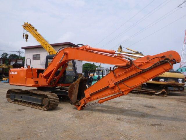 HITACHI EXCAVATOR EX120-2