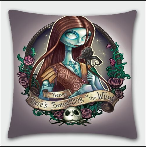 Details about The Nightmare Before Christmas Sally smile cushion soft anime gift fashion
