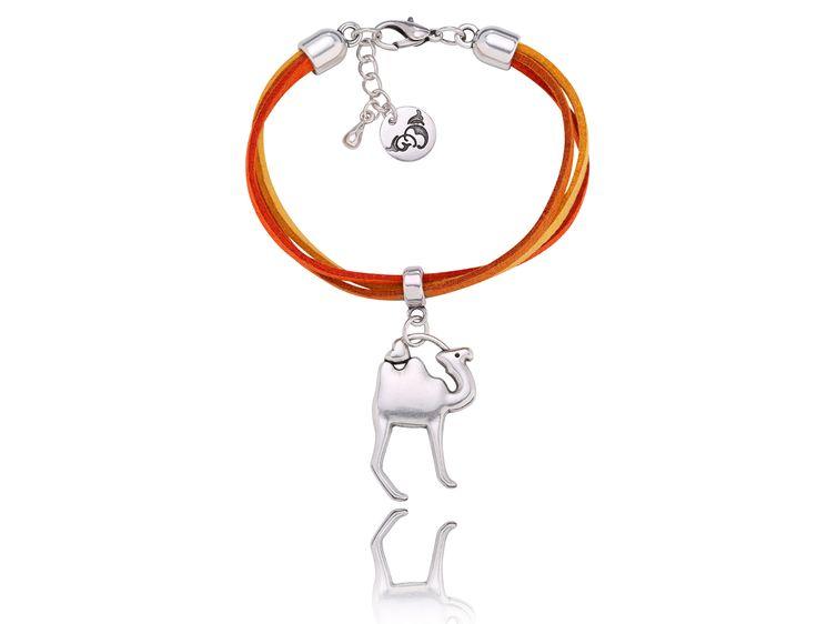 By Dziubeka! #jewelry #Bydziubeka #animal #camel #bracelet