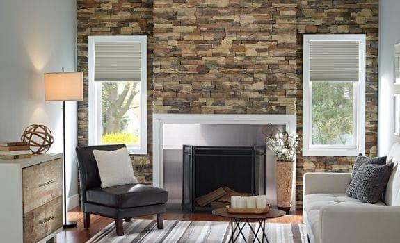 GO-Stone Panels GO-Stone Panels -Manufactured Stone Veneer Go-Stone Panels - Coastal Blend Flats / varies / Flat / 5 Square Feet