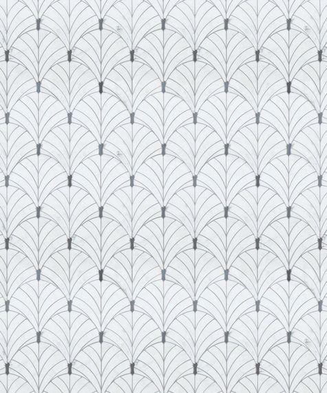 Каменная мозаика в стиле ар-деко   Мебель для дома в журнале AD   AD Magazine