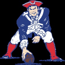 when the patriots had a real patriot on their helmet instead of that crap they have now.....