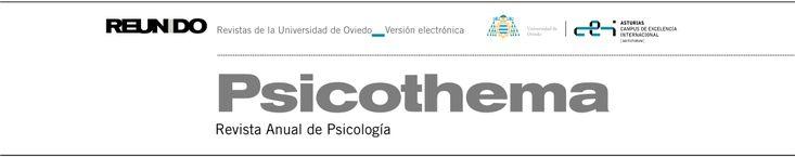 Tratamientos psicológicos eficaces para la ansiedad generalizada | Capafons | Psicothema