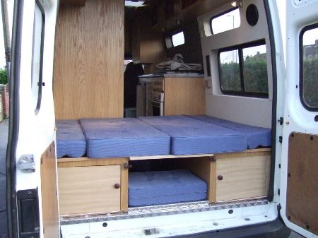 Http Www Vantocampervan Co Uk 1367 Html Van Conversion