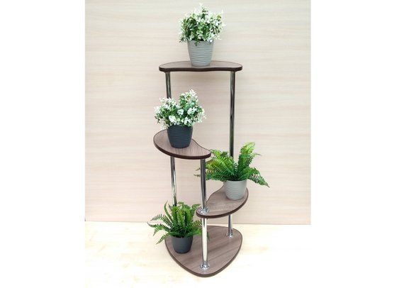 Indoor Plant Stand Minsk 2 Planter Stand Tiered Plant Stand