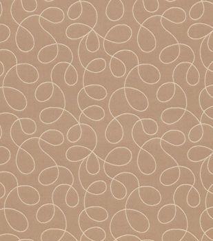 Home Decor Upholstery Fabric-Crypton Loopy-Cream