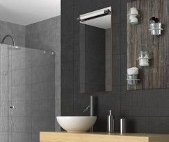 Säilytystaululla ratkaisu kylpyhuoneen kaaokseen