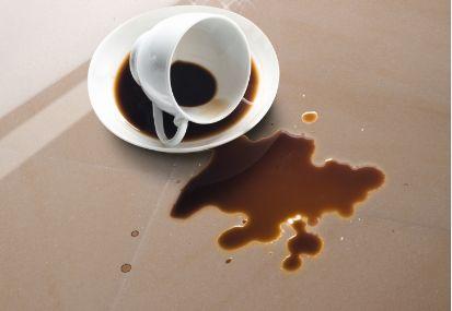 Come #pulire il #marmo dalle #macchie di #caffè