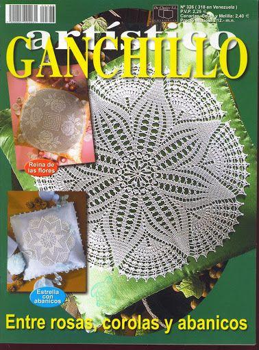 Ganchillo Artistico 326 - Nadia Petrowa - Picasa Web Albums