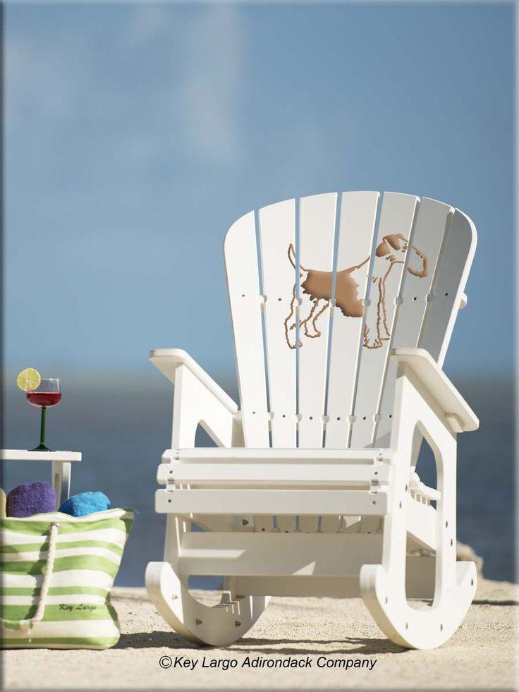 Terrier Rocking Chair