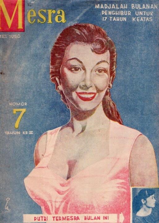Majalah dewasa jadul