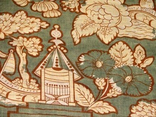 Scalamandre Rose Tarlow Fabric Quot Salome Quot Toile Stunning