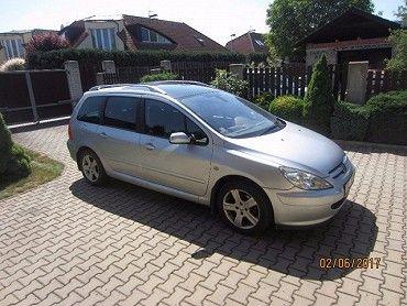 Peugeot 307 1.6 16V DIG. KLIMA, PANO. STR.