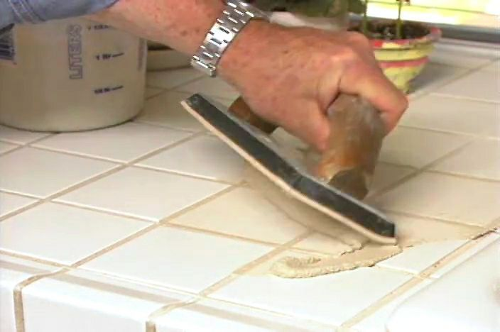 how to clean kitchen counter tile grout best 25 tile kitchen countertops ideas on 9343