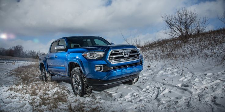 First Look: 2016 Toyota Tacoma Double-Cab 4x4  - RoadandTrack.com