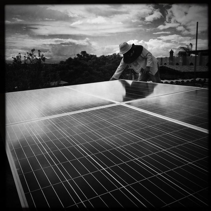 A contractor installs solar panels on the roof of a home in central Mexico's Guanajuato State. Mexico's energy policies have traditionally been focused on petroleum while renewable sources only had half-hearted political support. In December 2013 the Mexican government passed a constitutional reform that effectively opened the energy sector to private investment including for electricity generation. One of the reforms goals was to modernize the sector by incentivizing renewable energy…