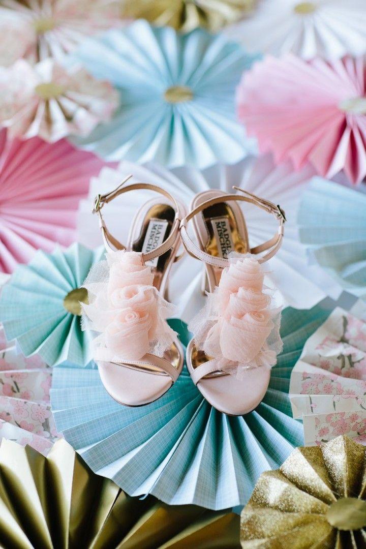 wedding shoes; photo: Mirelle Carmichael