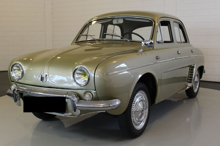 Renault - Dauphine Export model - 1964