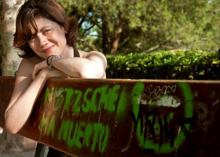 Pilar Reyes  Editora Literaria  Llega a España en 2009