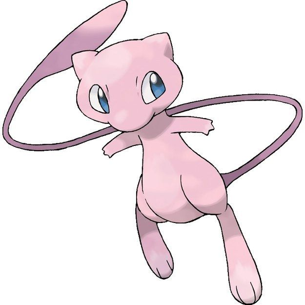 Mew | The Definitive Ranking Of The Original 151 Pokémon