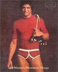 Ed Marinaro Vikings | Tags: Ed Marinaro Minnesota Vikings, , 1975 Ed Marinaro AdJockey ...