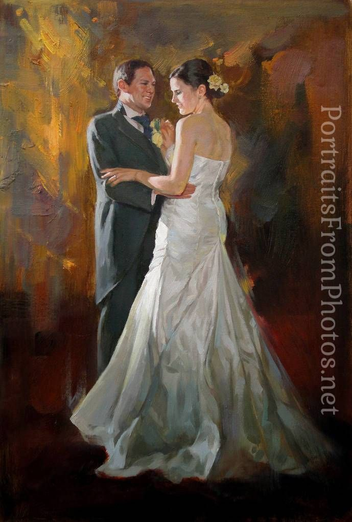 find this pin and more on wedding paintings