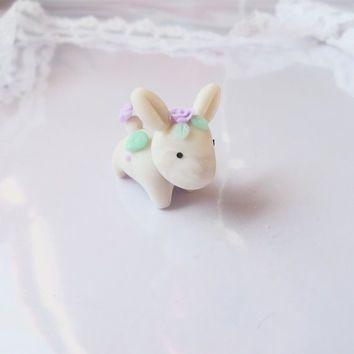 Shop Clay Bunny Rabbits on Wanelo
